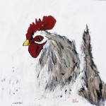 Cockerel By Jack Morris
