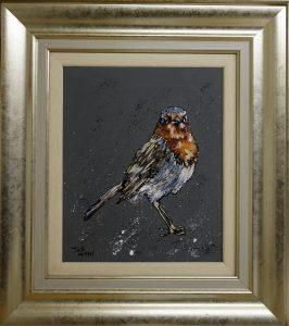 Robin Framed