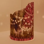 Fairy Lights Lantern By Kate Lycett